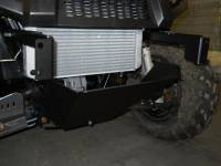 Extreme Metal Products, LLC - Mid-Size Ranger Extreme Front Bumper / Brush Guard with Winch Mount - Image 7