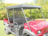Kawasaki - Mule™ - Extreme Metal Products, LLC - Mule 3010 / 4010 Transport Steel Top