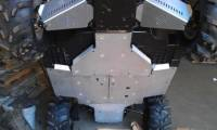 Commander Full Belly Skid Plate