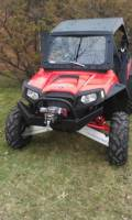 RZR XP900 Extreme Front Bumper / Brush Guard with Winch Mount