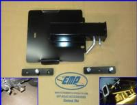 "Extreme Metal Products, LLC - Mid-Size Ranger Front 2"" Plow Mount"
