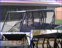 Extreme Metal Products, LLC - Mid-Size Ranger Crew Hard Top - Image 1