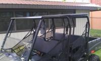 Extreme Metal Products, LLC - Mid-Size Ranger Crew Hard Top - Image 3