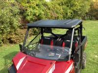 "Polaris - RANGER®  - Mid Size - Extreme Metal Products, LLC - Ranger Polyethylene Top (Fits: both 50"" and 60"" wide models with the Pro-Fit Cage)"