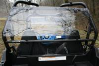 Extreme Metal Products, LLC - RZR Hard Coated Cab Back / Dust Stopper - Image 5