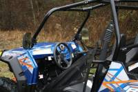 Extreme Metal Products, LLC - Ranger and RZR Folding Mirror Set - Image 2