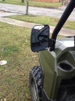 Extreme Metal Products, LLC - Ranger and RZR Folding Mirror Set - Image 3