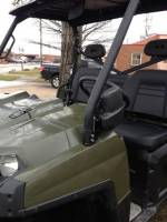 Extreme Metal Products, LLC - Ranger and RZR Folding Mirror Set - Image 4