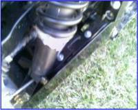 Extreme Metal Products, LLC - RZR CV Boot / A-Arm Guards - Steel - Image 2