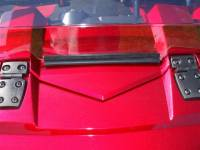 Ranger Half Windshield / Wind Deflector