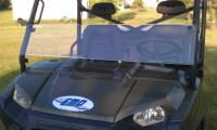 Extreme Metal Products, LLC - Ranger Half Windshield / Wind Deflector - Image 7