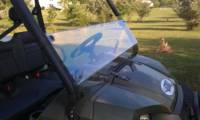 Ranger Half Windshield / Wind Deflector