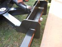Extreme Metal Products, LLC - Compact Tractor Front Loader Snow Plow - Image 3