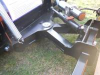 Extreme Metal Products, LLC - Compact Tractor Front Loader Snow Plow - Image 4