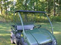 Extreme Metal Products, LLC - Kawasaki MULE 600, MULE 610 Hard Top and MULE SX - Image 2
