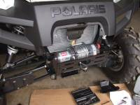 Extreme Metal Products, LLC - Ranger Winch Mounting Plate - Image 3