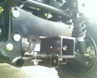 "Extreme Metal Products, LLC - RZR 2"" Receiver Hitch - Image 2"