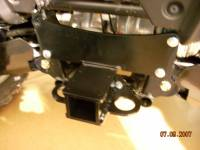 "Extreme Metal Products, LLC - RZR 2"" Receiver Hitch - Image 3"