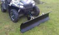 RZR Snow Plow