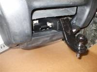 "Teryx and Teryx4 Front 2""  Receiver Hitch"