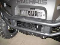 "Polaris - RANGER®  - Mid Size - Extreme Metal Products, LLC - Mid-Size Ranger Front 2"" Receiver Hitch"