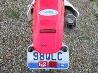 Extreme Metal Products, LLC - Honda CRF 250 & CRF 450 License Plate Bracket - Image 5