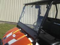 Mid-Size Ranger Fold Down Windshield