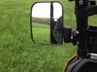 """UTV Folding Mirror Set Fits: 1-3/4"""" Tube"""