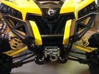 Can-Am - Maverick - Extreme Metal Products, LLC - Maverick Winch Mount