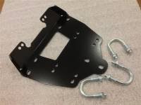 Extreme Metal Products, LLC - Maverick Winch Mount - Image 2
