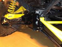 Can-Am - Maverick (XC, DPS, XMR and Max) - Extreme Metal Products, LLC - Maverick High Clearance Rear Hitch