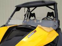 Maverick Half Windshield / Wind Deflector