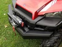 Ranger XP900, Full Size Ranger 570, Ranger XP1000 Front Bumper / Brush Guard with Winch Mount