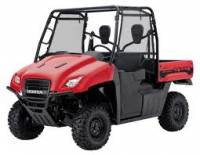 UTV Parts & Accessories - Honda - Big Red