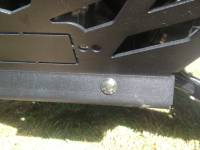 Teryx and Teryx4 Front Bumper / Brush Guard with Winch Mount