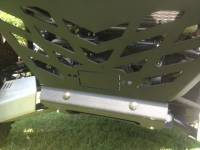 Extreme Metal Products, LLC - Teryx and Teryx4 Front Bumper / Brush Guard with Winch Mount - Image 12