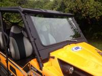 Kawasaki - Teryx4™ - Extreme Metal Products, LLC - Teryx4 & 2014 Teryx2 Laminated Safety Glass Windshield