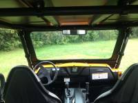 Extreme Metal Products, LLC - Teryx4 & 2014 Teryx2 Laminated Safety Glass Windshield - Image 4
