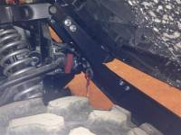 Extreme Metal Products, LLC - Ranger XP900, Full Size Ranger 570 and XP1000 Rear Winch Mount - Image 4