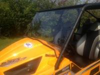 Extreme Metal Products, LLC - Teryx and Teryx4 Hard Coat Full Windshield - Image 3