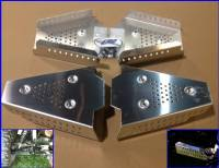 Extreme Metal Products, LLC - Teryx and Teryx4 CV Boot / A-Arm Guards