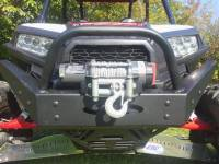 RZR  Extreme Front  Bumper / Brush Guard with Winch Mount (XP1K, 2016-18 RZR 1000-S and 2015-18 RZR 900)