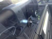 Extreme Metal Products, LLC - RZR XP1000  Cab Back / Dust Stopper (polycarbonate) - Image 3