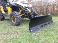 "Extreme Metal Products, LLC - Maverick 72"" Snow Plow - Image 4"