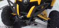 Extreme Metal Products, LLC - Maverick CV Boot / A-Arm Guards - Image 3