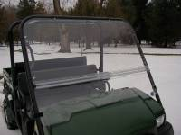 Extreme Metal Products, LLC - Mule 3000 & 3010 Full Windshield - Image 2