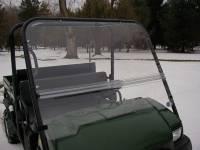 Mule 3000 & 3010 Full Windshield