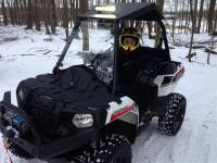 Sportsman ACE Front Bumper / Brush Guard