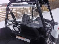 Extreme Metal Products, LLC - Polaris Sportsman ACE Cab Back / Dust Stopper - Image 3