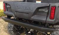 Extreme Metal Products, LLC - Pioneer 700 Extreme Rear Bumper